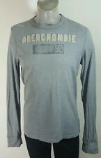 Abercrombie and Fitch mens casual long sleeve top Medium