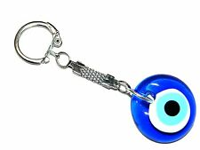 Traditional 3cm Lucky Evil Eye Keyring Nazar Boncuk - Good luck and Protection
