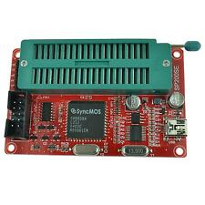 1PCS 24 93 EEPROM USB Programmer with ISP interface SP200S enhanced version