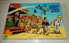 Anciens TAMPONS ENCREURS Timbres à imprimer jeu Vintage LUCKY LUKE BD