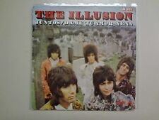 """ILLUSION: Together 4:42- Love Me Girl 3:25-Spain 7"""" 1969 Dot Records H- 552 PSL"""