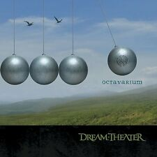 Dream Theater Octavarium CD NEW SEALED 2005