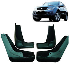 4pcs Front + Rear Fender Mud Flaps Splash Guards For 2005-13 Suzuki Grand Vitara