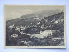 FORGARIA NEL FRIULI panorama Udine vecchia cartolina