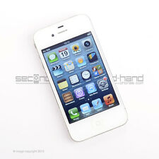 Apple iPhone 4 8GB White Factory Unlocked SIM FREE Grade A Excellent  Smartphone