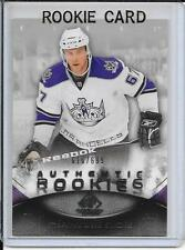 10-11 SP Game Used Marc-Andre Cliche Rookie # 117