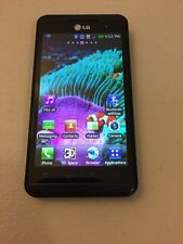 LG Thrill 4G P925 - 8GB - Dark Blue (AT&T) Smartphone Very Good Condition