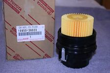 15650-38020 Oil Filter Housing Cap Assembly - Genuine Toyota / Lexus Part