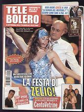 TELE BOLERO 5/2006 TERENCE HILL DON MATTEO LA VERDAD OCULTA POSTER DANIELE PECCI