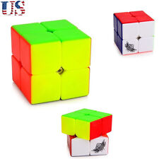 US Cyclone Boys 2x2 Magic Cube 2x2 50mm Speed cube Feichang Stickerless Puzzle