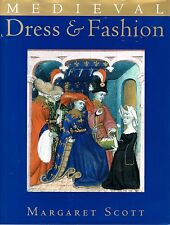 MEDIEVAL DRESS & FASHION history renaissance costume style england middle ages
