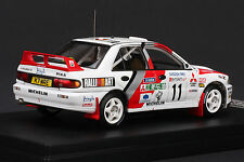 Lancer Evo II Car #2 1995 Swedish Rally  -- snow tires! -- HPI #8548 1/43