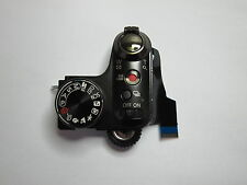 For Panasonic Lumix DMC-FZ100 Top Cover Mode Dial Shutter Button Board Cable New