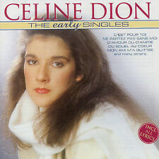 Early Singles by Celine Dion, Céline Dion (CD, Feb-2000, Br)