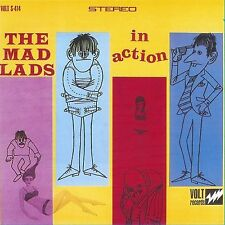THE MAD LADS In Action VOLT RECORDS Sealed Vinyl LP