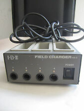 IDX Field Charger KX-2 4 Sequential Charger for all NP1 & BP90 batteries