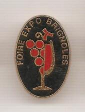 Pin's pin FOIRE EXPO DE BRIGNOLES (ref H41)
