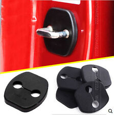 FIT FOR 12- NISSAN VERSA ALMERA LATIO DOOR LOCK BUCKLE CATCH COVER CASE CAP