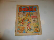 DEBBIE Comic - Issue 104 - Date 08/02/1975 - UK Paper Comic