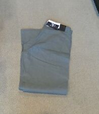 NEW Mens Calvin Klein Jeans 5 Pocket Slim Fit Straight Pant GREY 36 X 30 NWT !!!