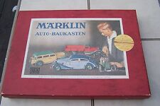 Marklin Mercedes Silver Arrow W25 Kit