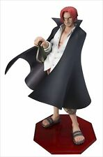 Megahouse One Piece Portrait Of Pirates NEO-4 Shanks Red Haired Figure