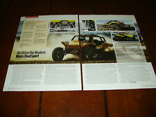2004 MEYERS MANX DUALSPORT DUNE BUGGY  ***ORIGINAL 2013 ARTICLE***