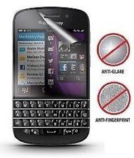 6 x BlackBerry Q10 BB Q10 Anti-Glare (Matte) Screen Protectors Film & Free Cloth