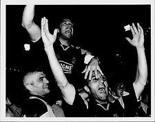 1995 VIALLI RAVANELLI DI LIVIO foto finale coppa italia Parma-Juventus 0-2