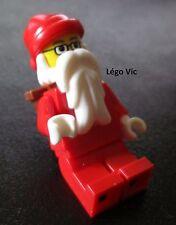 Légo 7687 Calendrier de l'Avent Père Noël Santa Claus avec hotte
