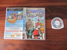 ROBOTS        ---    FILM UMD     pour PSP  ---