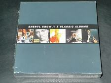 5 Classic Albums [Box] by Sheryl Crow (CD, Nov-2013, 5 Discs, A&M (USA))