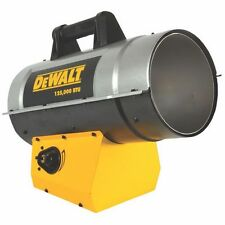 Dewalt Propane Forced Air Heater Variable to 125,000 BTU 21065