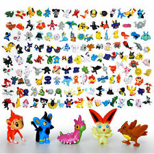 144 Styles POKEMON MINI  FIGURES | Lots of Pokemon FIGURES SET | UK Seller KB106