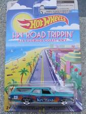 Hot Wheels 2015 ROAD TRIPPIN 16 1970 Chevy CHEVELLE SS WAGON