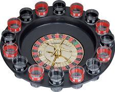 Gioco Roulette con bicchierini shot Drinking Roulette