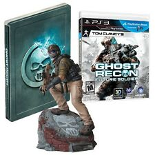 Tom Clancy's Ghost Recon Future Soldier Collector's Edition [PlayStation 3] NEW