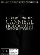 CANNIBAL HOLOCAUST 2DVD-SET (Deluxe Collector's Edition) Region: 0 NTSC