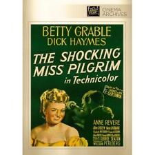 The Shocking Miss Pilgrim (DVD, 2013) - 20th Century Fox Cinema Archives - A107