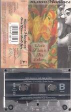 10000 MANIACS Our time in eden RARE DIFICULT   cassette    NEAR MINT