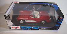 1:18 Maisto Special Edition-1957 CHEVROLET CORVETTE CONVERTIBLE