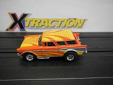 AUTO WORLD ~ Chevy Sunburst Nomad  Body ~ Add Your Own Chassis ~ Fits AFX, JL