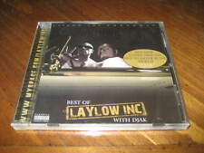 Chicano Rap CD Best of Laylow Inc with DJ AK - Talkbox - Gfunk Big Stalks Two-J