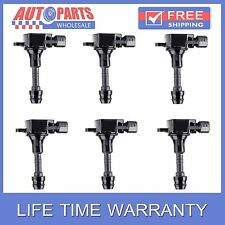 BRAND NEW IGNITION COILS FOR FRONTIER QUEST EQUATOR ALTIMA MURANO UF349(6 PCS)