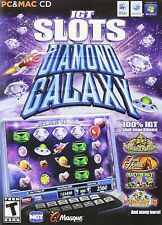 IGT Slots: Diamond Galaxy PC Game