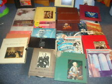 Lot of 25 Records Time Life Records The Story of Great History of Music and More