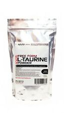 1.1lb (500g) 100% PURE L-TAURINE AMINO ACID POWDER USP GRADE MUSCLE ENERGY