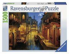 Ravensburger Waters of Venice Jigsaw Puzzle 1500-Piece