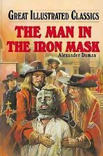 Man in the Iron Mask (Great Illustrated Classics (Abdo))-ExLibrary