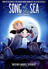 Song of the Sea (DVD only w/ Digital HD, 2015) Animation / Family Film